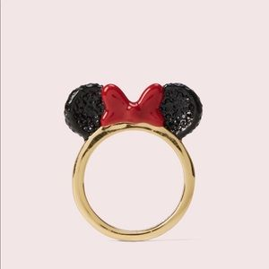 Kate Spade x Disney Minnie Mouse Ring